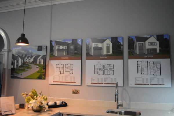 Interior graphics for houses