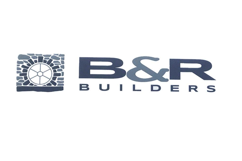 B&R Builders logo design