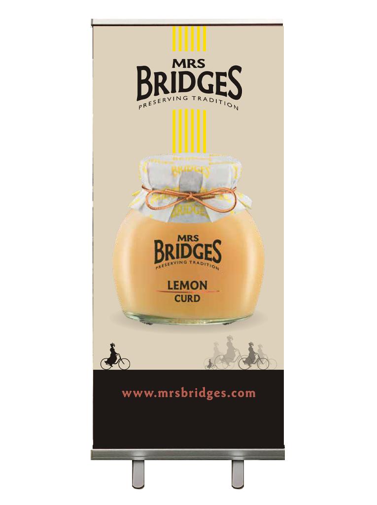 Lemon curd board for Mrs Bridges