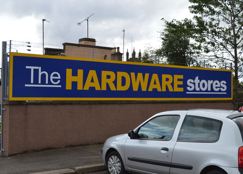 design for the hardware store
