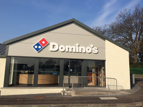 recent work for dominos