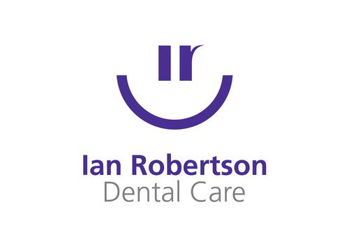 ian robertson logo design