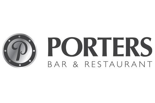 porters logo design