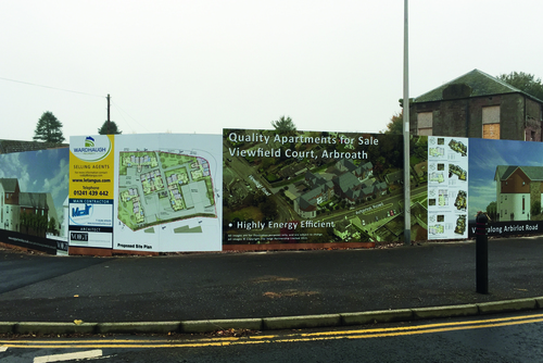 viewfield road property signs