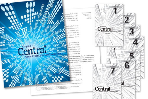 keeping it central leaflets