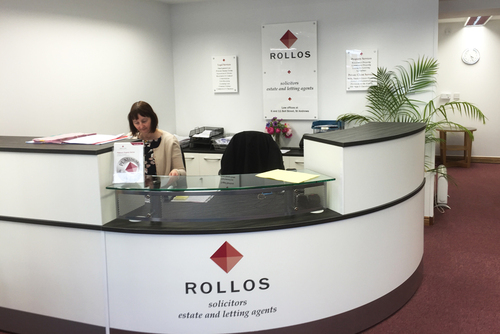 interior work for rollos