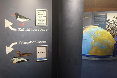 Exhibition designs by Keillor