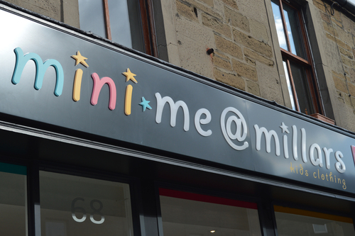 mini me and millars