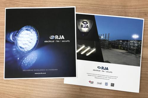 Leaflets for RJA