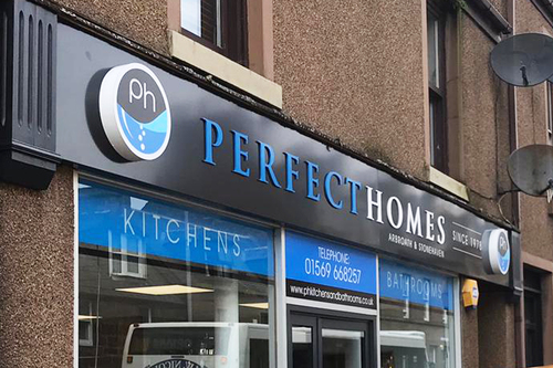 work for perfect homes