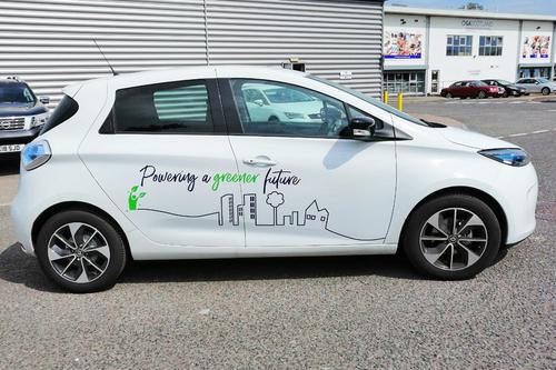 powering a greener future design