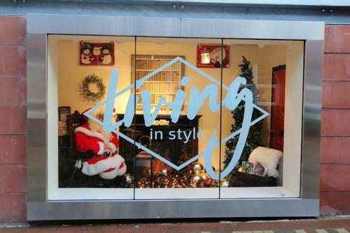 gillies shop window work