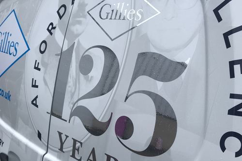 125 years of gillies