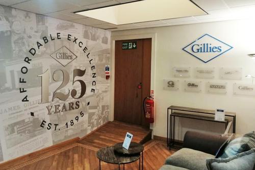125 years interior work