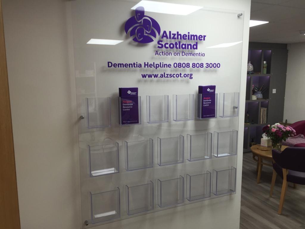 alzheimer scotland design work