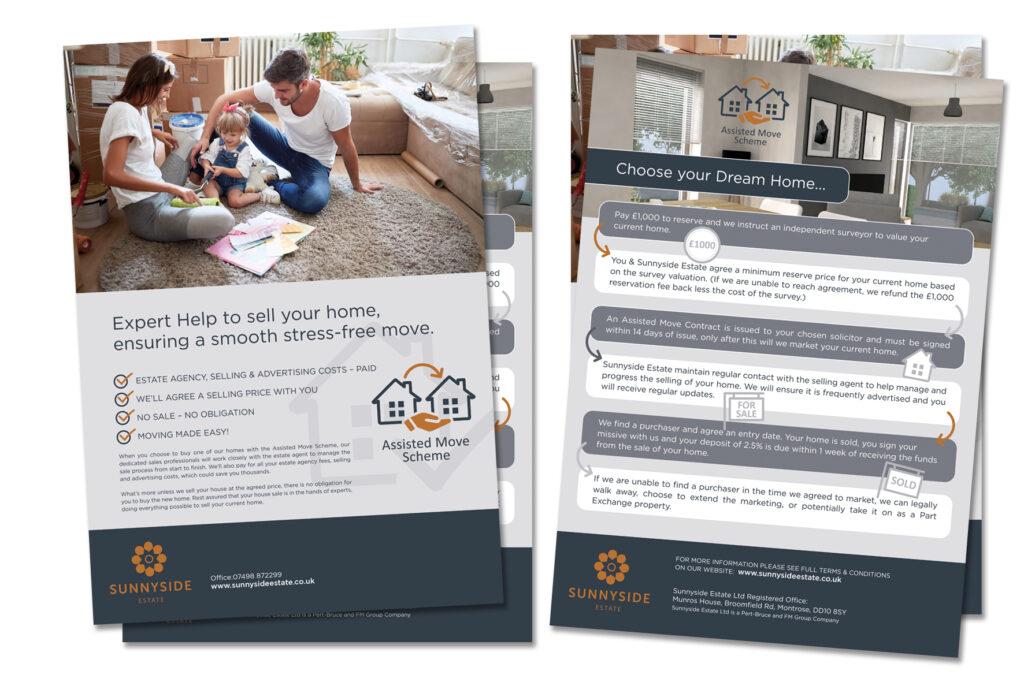 Brochures for Sunnyside Estate
