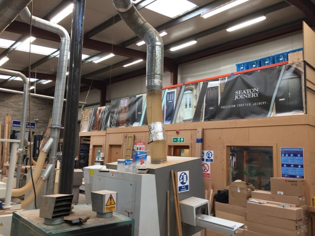 Seaton joinery interior work