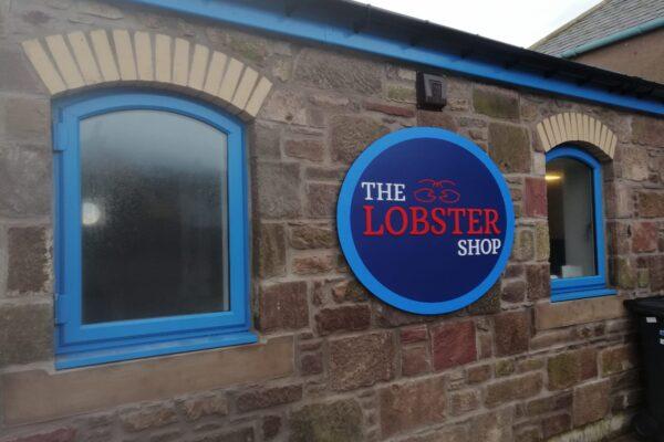 Branding for The Lobster Shop