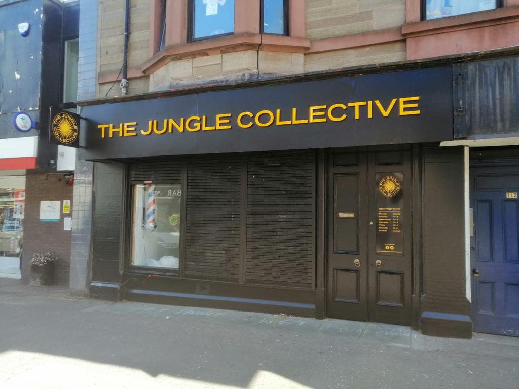 the jungle collective fascia work