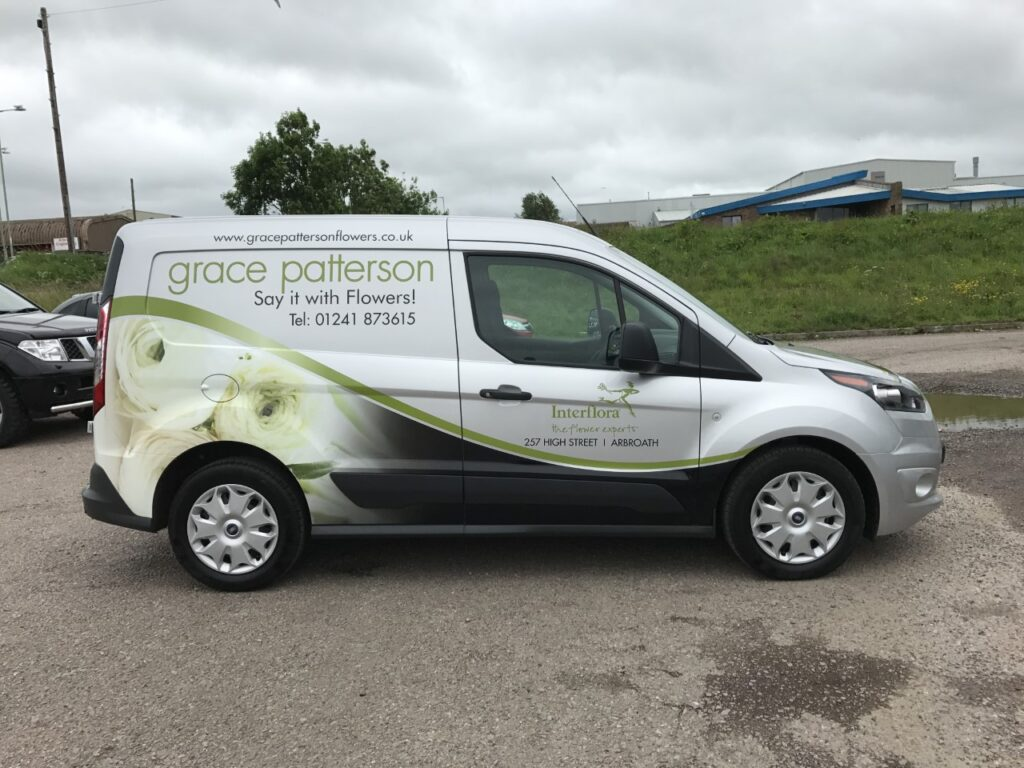 livery work for grace patterson