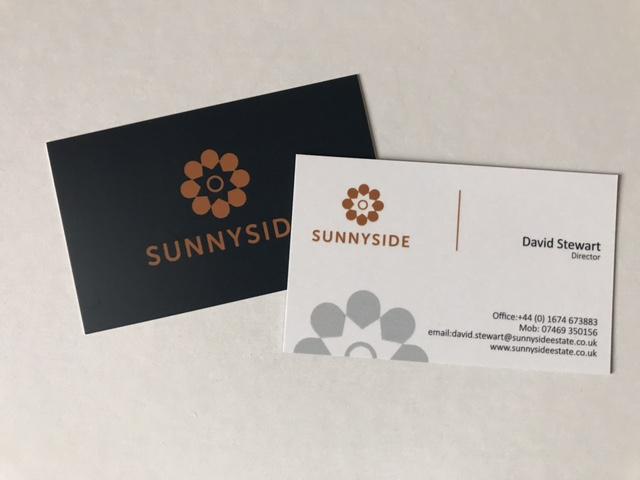 sunnyside business cards