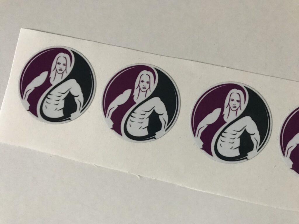 identity branding badges