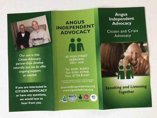 angus independent leaflets