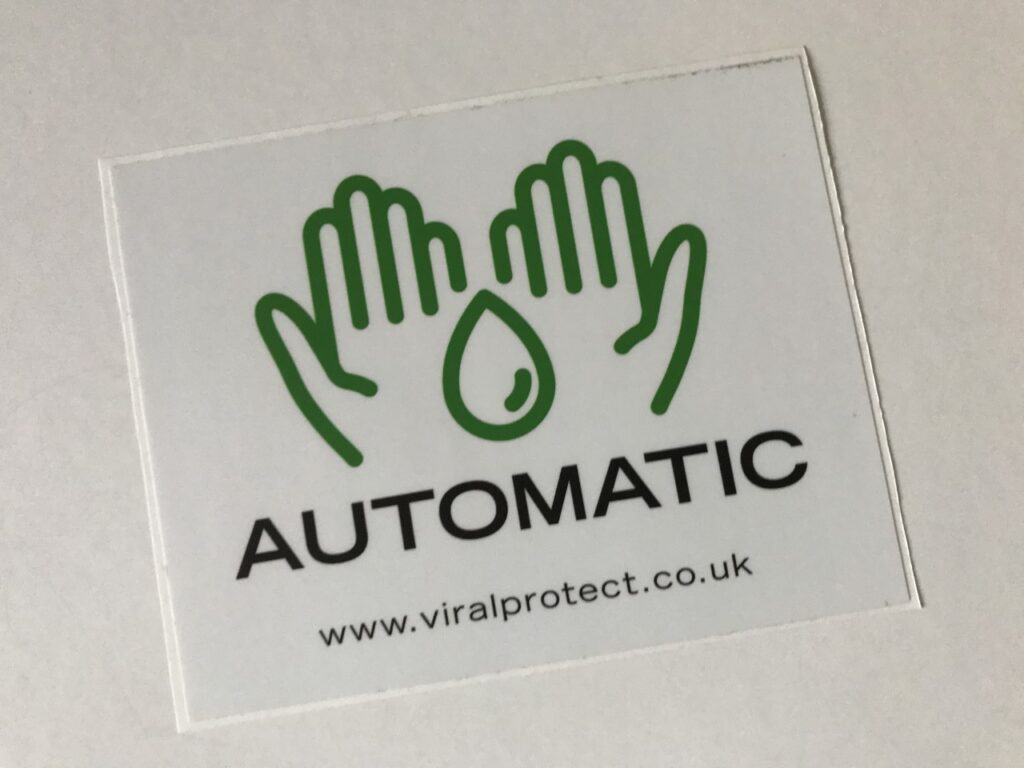 automatic business cards