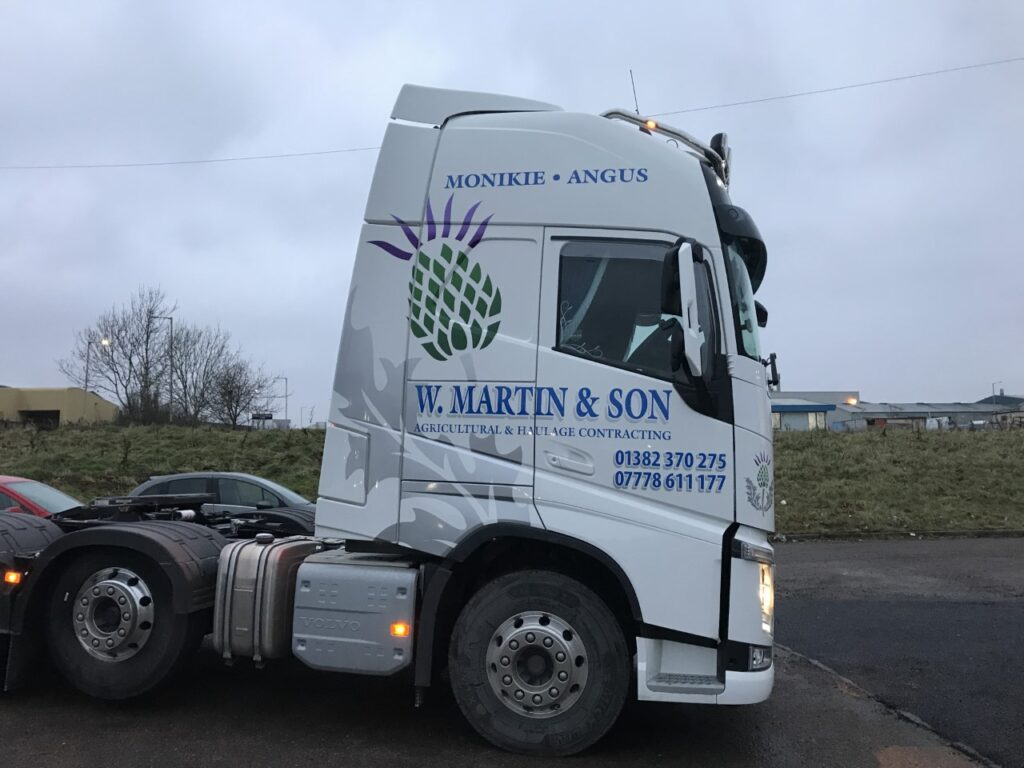 w. martin and son livery work outside