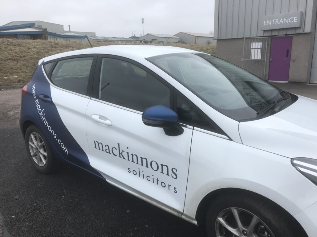 livery work for mackinnons