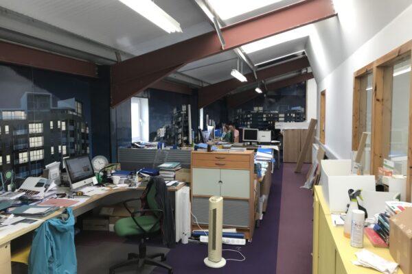 look inside keillor office