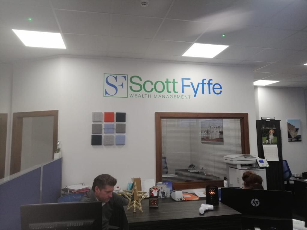 scott fyffe office work